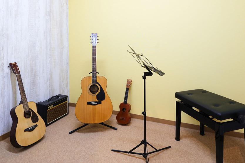ギター ウクレレの部屋