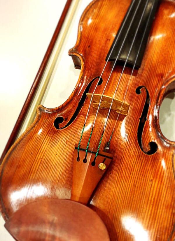 ヴァイオリン レッスン