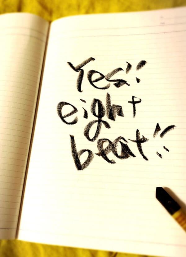 英語 英会話 yes!eightbeat
