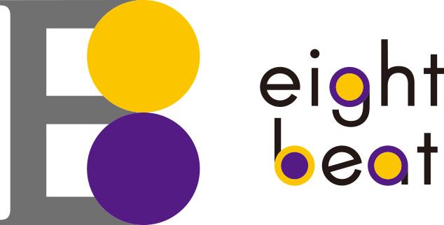 eightbeatのロゴ